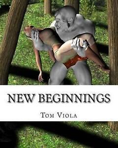 New Beginnings by Viola, Tom -Paperback