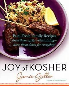 Joy of Kosher, Jamie Gellar