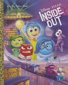 NEW Inside Out Big Golden Book (Disney/Pixar Inside Out) by Suzanne Francis