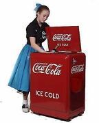 Vintage Soda Cooler