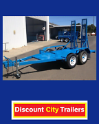 PLANT TRAILER, MACHINERY TRAILER Campbelltown Campbelltown Area Preview