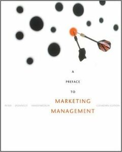 A Preface to Marketing Management Textbook