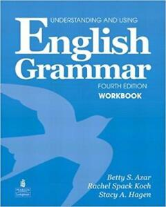 Understanding and Using English Grammar Workbook Full Edition with Answer Key 4th Edition