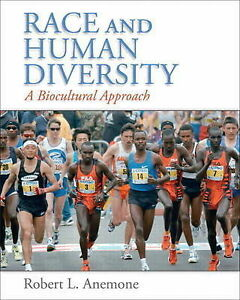 Race and Human Diversity: A Biocultural Approach-ExLibrary