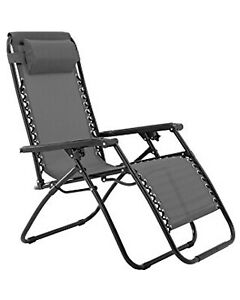 5 Gravity Chairs - almost new - 1 year old - never used