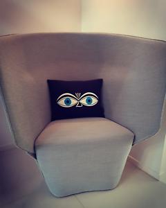 Designer armchair Coorparoo Brisbane South East Preview