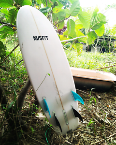 Misfit DOPE MACHINE 5'4 Byron Bay Byron Area Preview