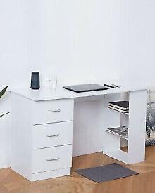 White Table Desk