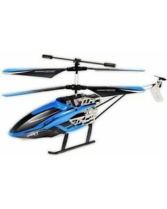 Remote Control Helicopter - Blue