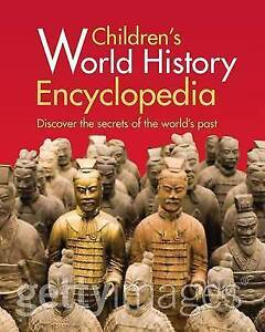 Mini Children's Reference: Encyclopedia world history, , Very Good Book