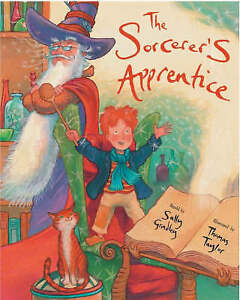 """""""AS NEW"""" The Sorcerer's Apprentice, Grindley, Sally, Book"""