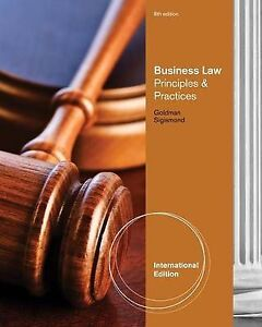 Business Law: by