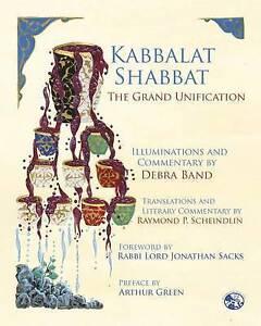 Kabbalat Shabbat: The Grand Unification by Band, Debra -Hcover