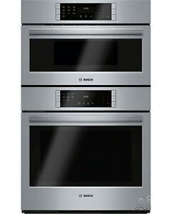 Bosch 800 Series HBL8752UC Speed Oven Wallovens 30""