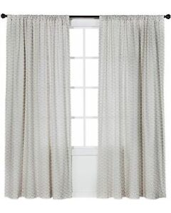 Designer curtains & curtain rods - Great Deal!