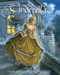 Cinderella By Sanderson, Ruth -Paperback