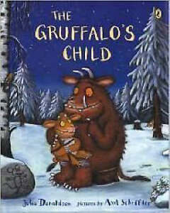NEW-The-Gruffalo-039-s-Child-By-Julia-Donaldson-Paperback-Free-Shipping