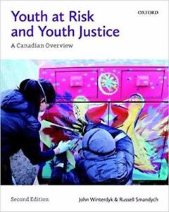 Youth at Risk and Youth Justice A Canadian Overview 2nd Edition