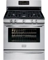 GAS STOVE BLOWOUT SALE FRIGIDAIRE LOWEST GUARANTEED!!!!