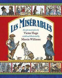 Les Miserables by Marcia Williams (Hardback, 2015)