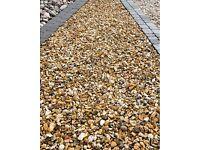 Wessex Gold / York Golden Gravel 1000kg Loose Delivery