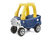 Little tikes truck and petrol pump