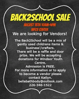 Vendors and Resellers wanted!