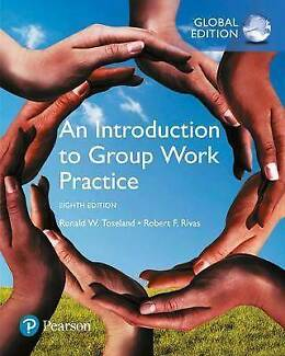 An Introduction to Group Work Practice, Global Edition (8TH Editi