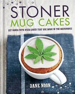 Stoner Mug Cakes, Noon, Dane, New Book