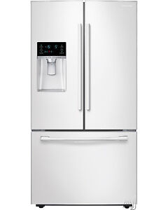 Samsung 26-cu ft French Door Refrigerator with Ice Maker