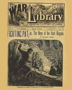 Fighting Pat; Or, the Boys of the Irish Brigade by Wayde, Bernard -Paperback