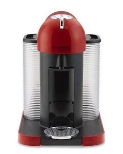 nespresso vertuoline rouge dans la boite