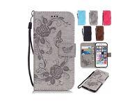Iphone 5, 5s case grey NEW