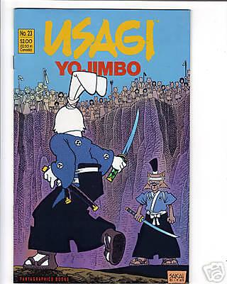 Usagi Yojimbo  #23 comic 1990
