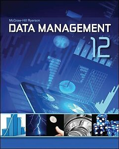 Data Management 12 Textbook For Sale!!