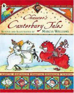 WILLIAMS,M-CHAUCER`S CANTERBURY TALES  BOOK NEW