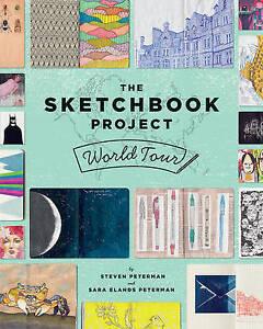 The Sketchbook Project World Tour, Steven Peterman