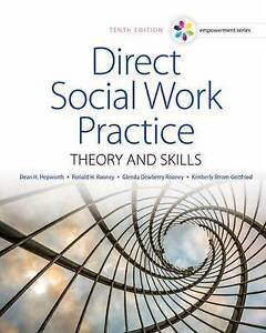 Empowerment Series: Direct Social Work Practice : Theory and Skills (10th Ed.)