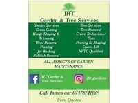 Garden & Tree Services