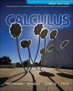 Calculus for Business, Economics, and the Social and Life Sciences, Brief  - NEW