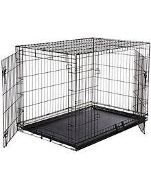 large dog cage vgc