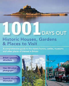 1001 Days Out by Parragon Book Service Ltd (Paperback, 2007)