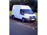 56 TRANSIT MWB HIGH TOP 2 OWNERS 12 MOT GD CONDITION DRIVES SPOT ON GOOD RELIABLE VAN