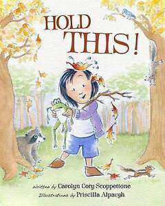 Hold This By Scoppettone, Carolyn Cory -Hcover