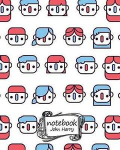 Notebook-Journal-Dot-Grid-Graph-Lined-Blank-No-Lined-Children-by-Harry-John