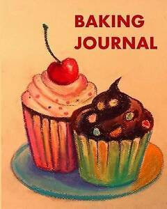 Baking Journal by Publishing, Creative Soul -Paperback