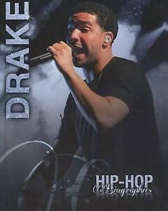 NEW-Drake-Turtleback-School-amp-Library-Binding-Edition-Hip-hop-Biographies