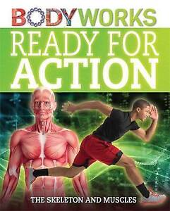 Bodywks: Ready Action: Skeleton Mus  BOOKH NEW