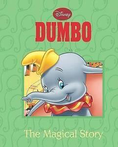 "Very Good, Disney Magical Story: ""Dumbo"", , Book"