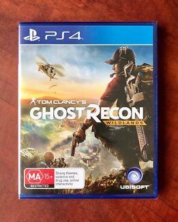 Ps4 Ghost Recon Wildlands. Good Condition $29 or Swap